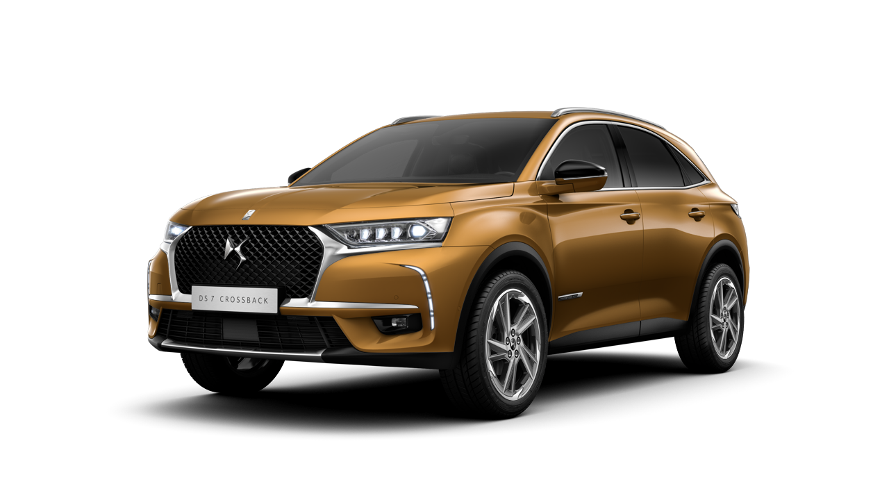 DS 7 CROSSBACK Or Byzantin Jante Roma