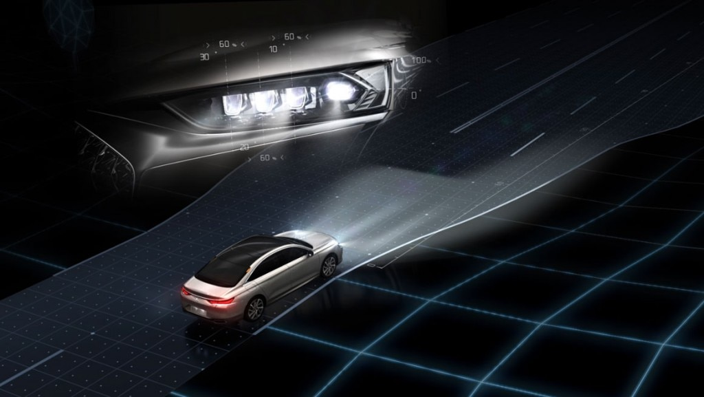 DS ACTIVE LED VISION