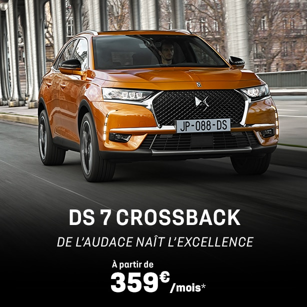 DS7 CROSSBACK - levier